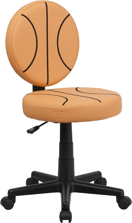 Flash Furniture Basketball Task Chair [BT-6178-BASKET-GG]